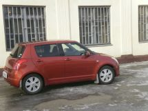 Suzuki Swift, 2007