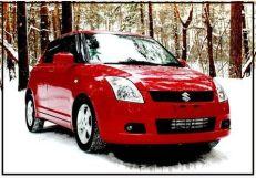 Suzuki Swift, 2005