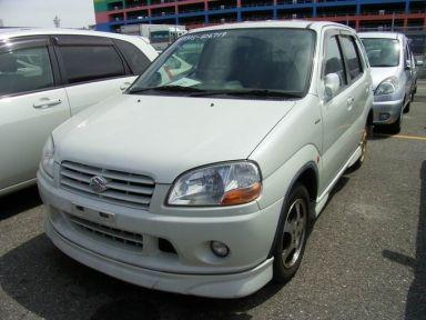 Suzuki Swift 2000 отзыв автора | Дата публикации 28.11.2006.