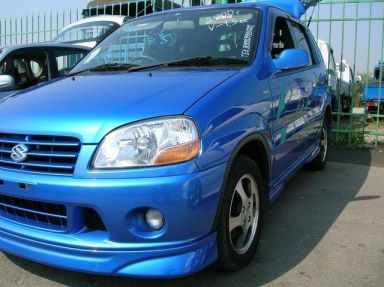 Suzuki Swift 2000 отзыв автора | Дата публикации 27.02.2007.