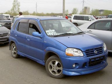 Suzuki Swift, 2000