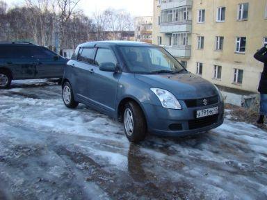 Suzuki Swift, 2004