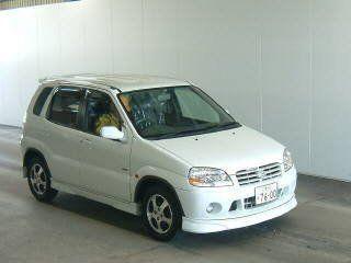 Suzuki Swift 2001 отзыв автора | Дата публикации 24.03.2009.