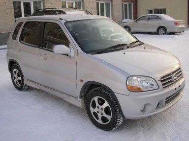 Suzuki Swift, 2001