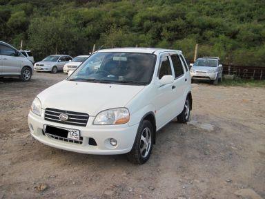 Suzuki Swift 2002 отзыв автора | Дата публикации 10.09.2010.