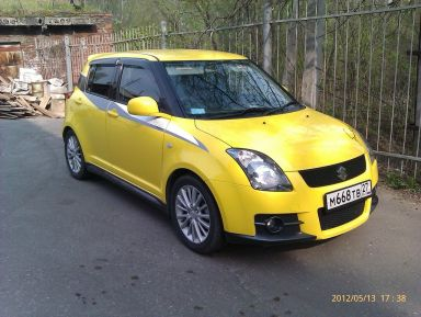Suzuki Swift, 2005