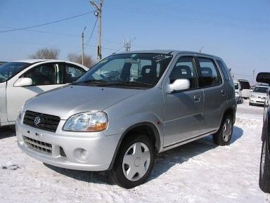 Suzuki Swift, 2002