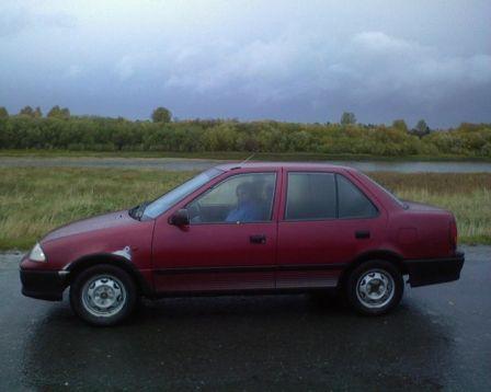 Suzuki Swift 1994 - отзыв владельца
