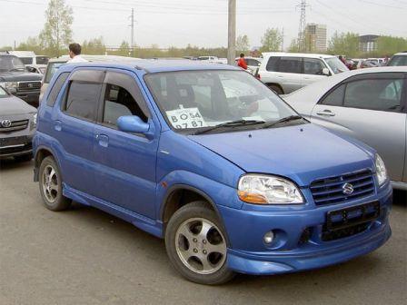 Suzuki Swift 2000 - отзыв владельца