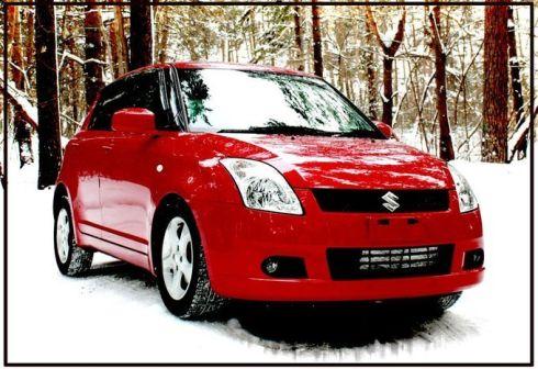 Suzuki Swift 2005 - отзыв владельца