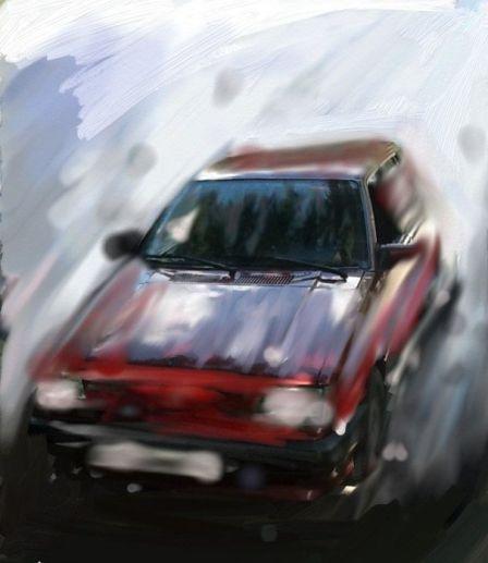 Suzuki Swift 1989 - отзыв владельца