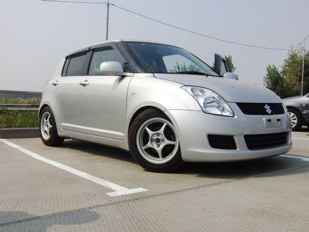 Suzuki Swift 2008 - отзыв владельца