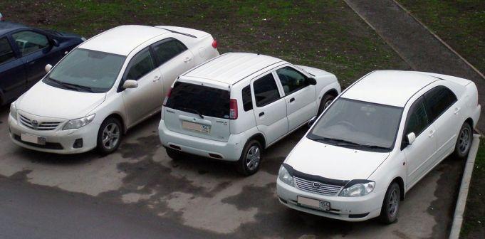 Suzuki Swift 2003 - отзыв владельца