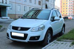 Suzuki SX4, 2012