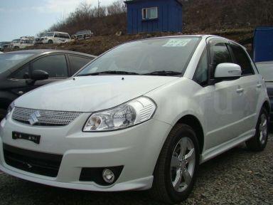 Suzuki SX4 2007 отзыв автора | Дата публикации 20.06.2011.