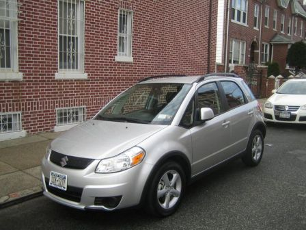 Suzuki SX4 2006 - отзыв владельца