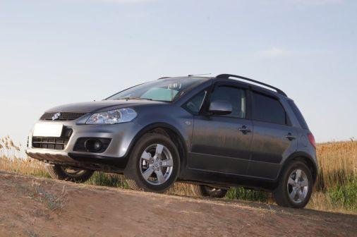 Suzuki SX4 2011 - отзыв владельца