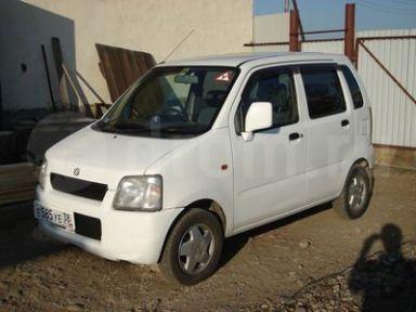 Suzuki Wagon R, 2000