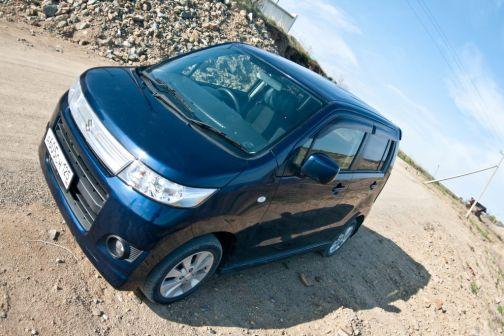 Suzuki Wagon R 2009 - отзыв владельца