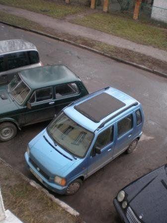Suzuki Wagon R Plus 2000 отзыв автора | Дата публикации 12.05.2008.