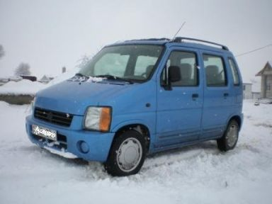 Suzuki Wagon R Plus, 2000