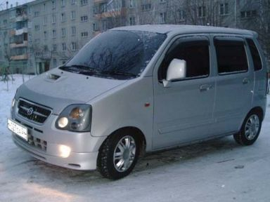 Suzuki Wagon R Plus, 1999