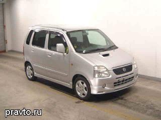 Suzuki Wagon R Plus 2000 - отзыв владельца