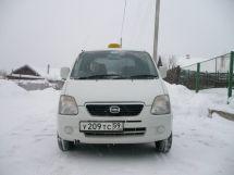 Suzuki Wagon R Solio, 2000