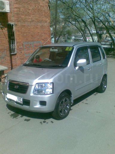 Wagon R Solio 2005 отзыв автора | Дата публикации 06.06.2011.