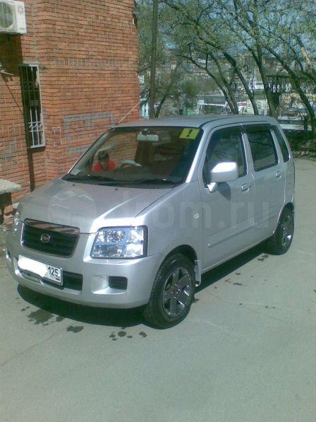 Suzuki Wagon R Solio 2005 - отзыв владельца