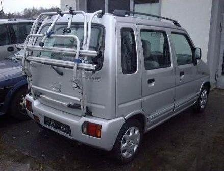 Suzuki Wagon R Wide 2000 - отзыв владельца