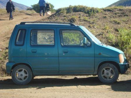 Suzuki Wagon R Wide 1997 - отзыв владельца