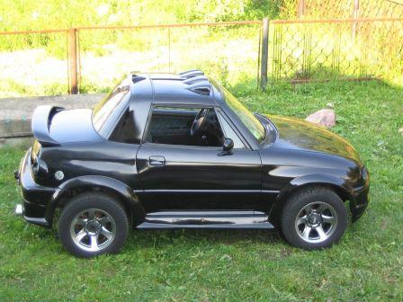 Suzuki X-90 1997 - отзыв владельца