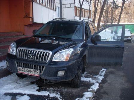 ТагАЗ С190 2011 - отзыв владельца