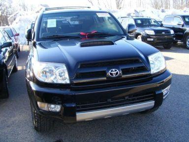 Toyota 4Runner, 2004