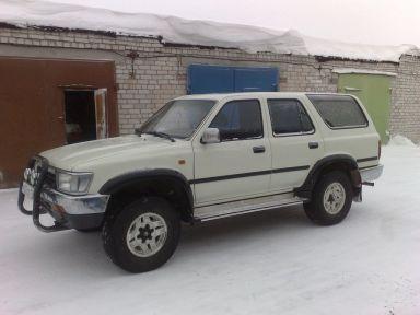 Toyota 4Runner, 1995