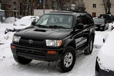 Toyota 4Runner, 2001