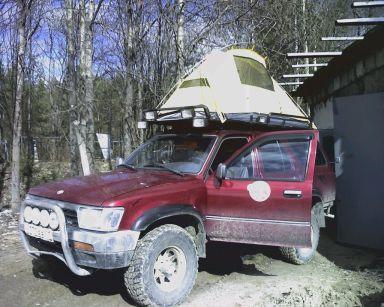 Toyota 4Runner, 1992