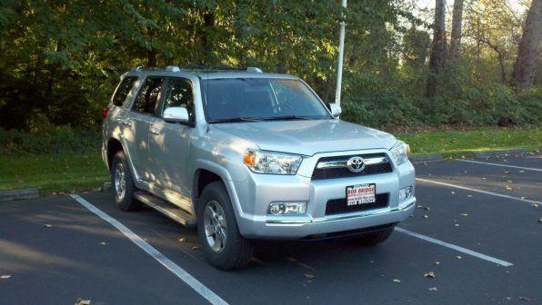 Toyota 4Runner 2010 - отзыв владельца