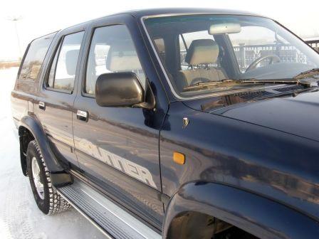 Toyota 4Runner 1995 - отзыв владельца