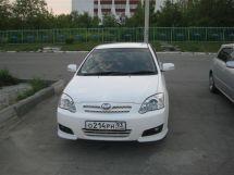 Toyota Allex, 2004