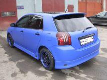 Toyota Allex 2002 отзыв владельца | Дата публикации: 05.07.2010