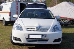 Toyota Allex, 2005