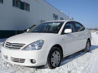 Toyota Allion, 0
