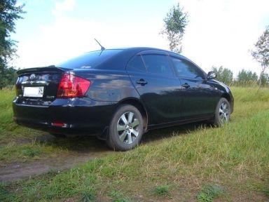 Toyota Allion 2002 отзыв автора | Дата публикации 26.08.2007.
