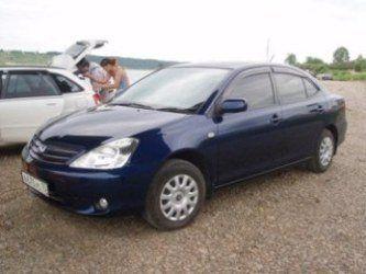 Toyota Allion 2004 отзыв автора | Дата публикации 11.04.2008.