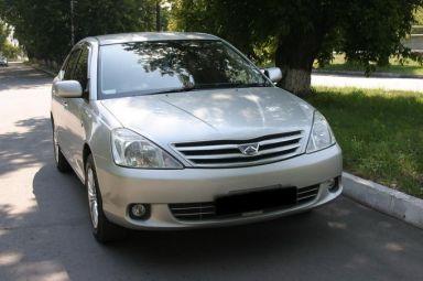 Toyota Allion 2002 отзыв автора | Дата публикации 12.08.2008.