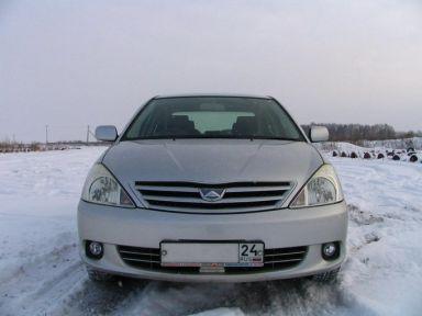 Toyota Allion 2002 отзыв автора | Дата публикации 21.06.2009.