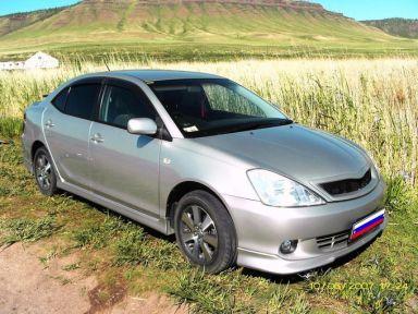 Toyota Allion 2003 отзыв автора | Дата публикации 21.10.2009.
