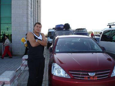 Toyota Allion 2002 отзыв автора | Дата публикации 30.09.2010.